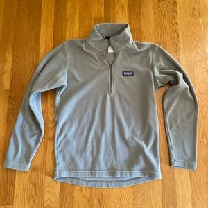 Patagonia Synchilla Men's pullover Xs Grey